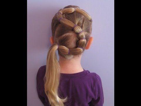 Детская необыкновенная прическа. Прически на длинные волосыhttps://www.youtube.com/watch?v=KNH6ENZ8fpM