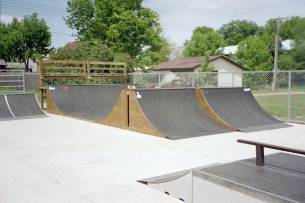 how to build a skatepark