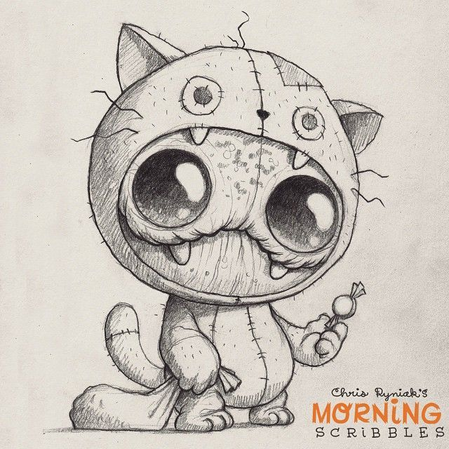 58 best morning scribbles images on pinterest drawings for Random cute drawings