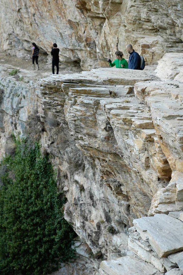 Trekking Milies Ravine - Pelion - Greece