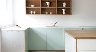 The Locks Air Kitchen | deVOL Kitchens