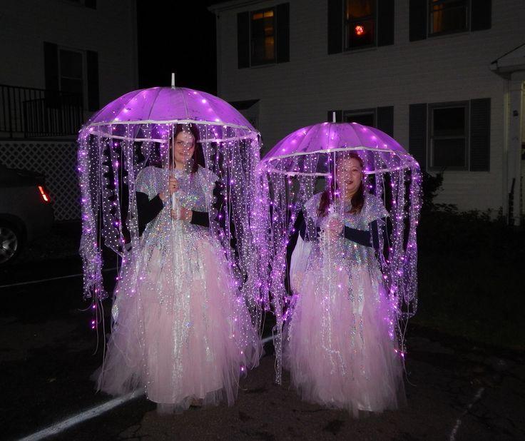 96 best jellyfish cosplay images on pinterest jellyfish jellyfish costume diy halloween salem solutioingenieria Choice Image