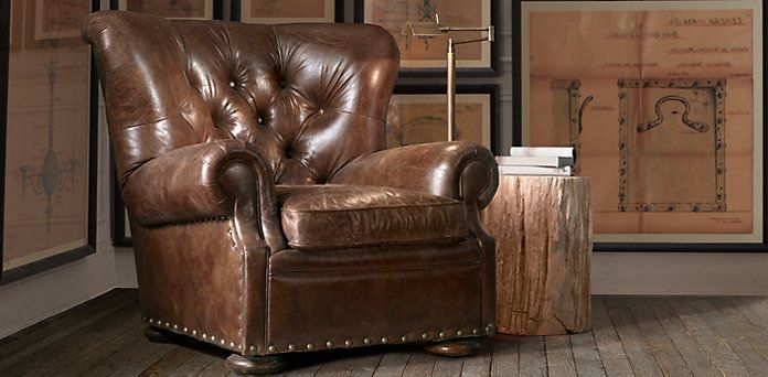 Recliners Restoration Hardware Home Plan In 2019