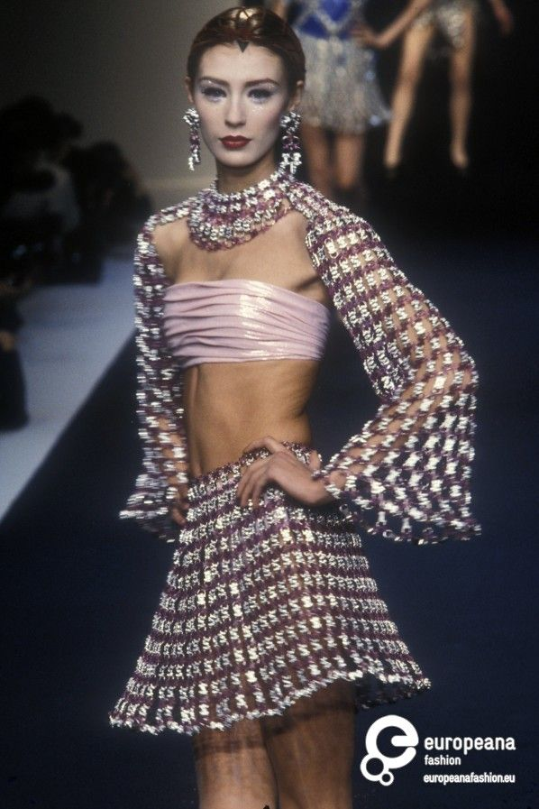 Paco Rabanne, Spring-Summer 1996, Couture