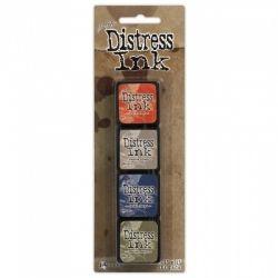 Distress Mini Ink Kit #5