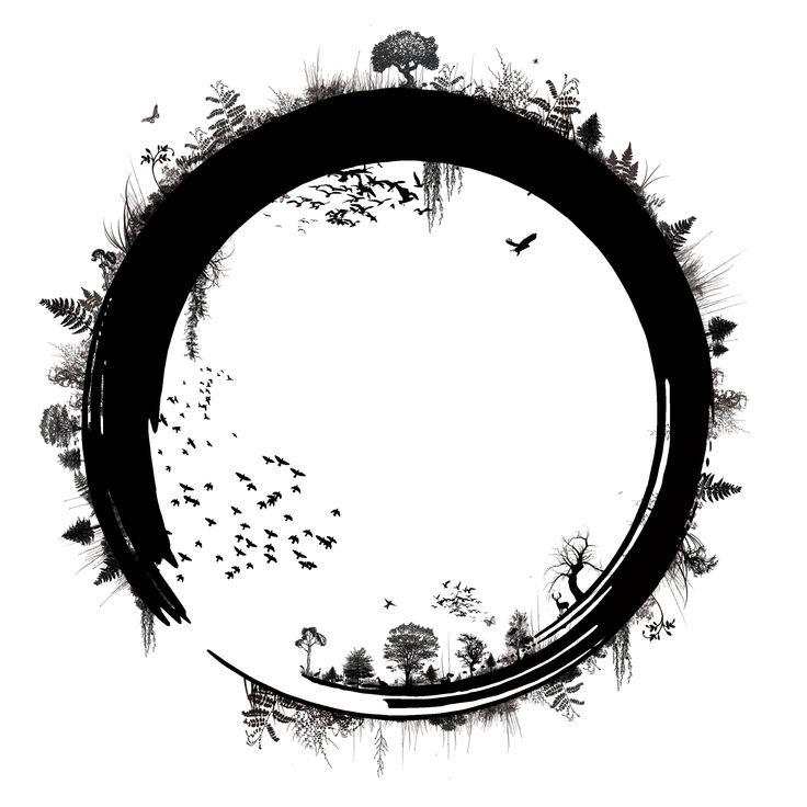 Enso Ecosystem, Photoshop, 3250x3250