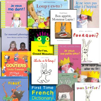 how to teach french to elementary students