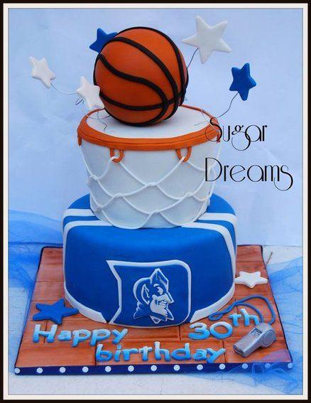 duke cake Cake by Sugar dreams