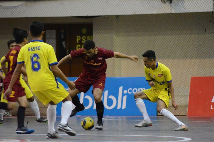 Keunggulan Poliban mengantarkan wakil Kalimantan ini ke Semi Final LIMA Futsal Nationals 2017 dengan sembilan poinnya di klasemen Pul A.