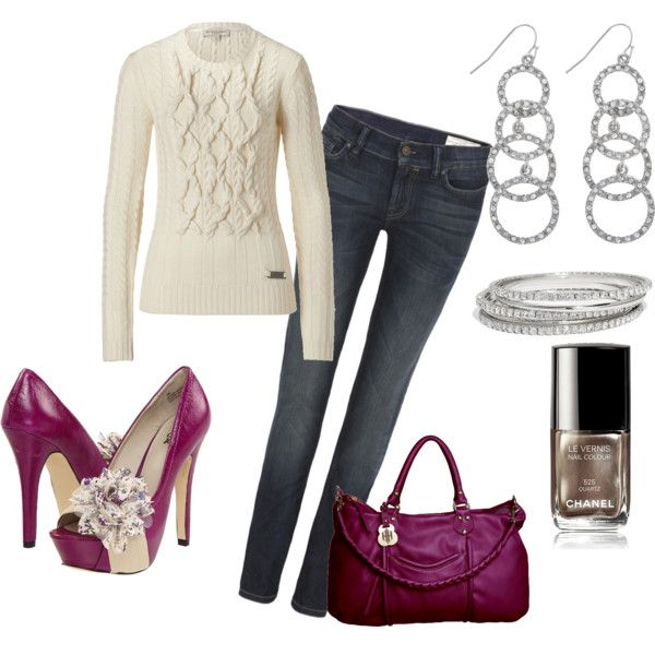 Love the sweater! And the shoes!: Sweater, Fashion Shoes, Style, Clothes, Colors, Girl Shoes, Outfit, Girls Shoes