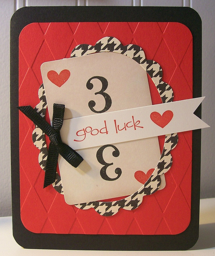 59 best Cards - Good Luck images on Pinterest Good luck cards - good luck cards to print