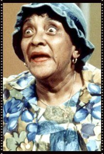 MUSES (#blackhistory edition): Moms Mabley, Patron Goddess of the Chiltin' Curcuit.