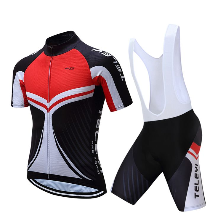 Fietsbroek  TELEYI New Man's Cool Short Sleeve Cycling Jersey Set Gel Padded Pro Bike Pants Quick-Dry MTB Bike Wear Summer Maillot Ciclismo -- AliExpress Affiliate's Pin.  Find similar products on AliExpress website by clicking the VISIT button