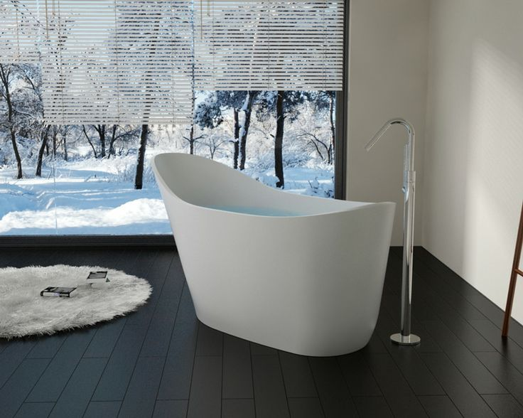 I love the old time look for a extra room wishful for Whirlpool badewanne matte