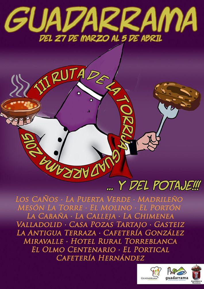 Planes gastronómicos en Madrid (del 3 al 9 Abril)