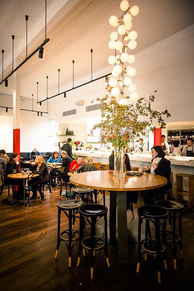 Cumulus Inc. Flinders Lane, Melbourne.