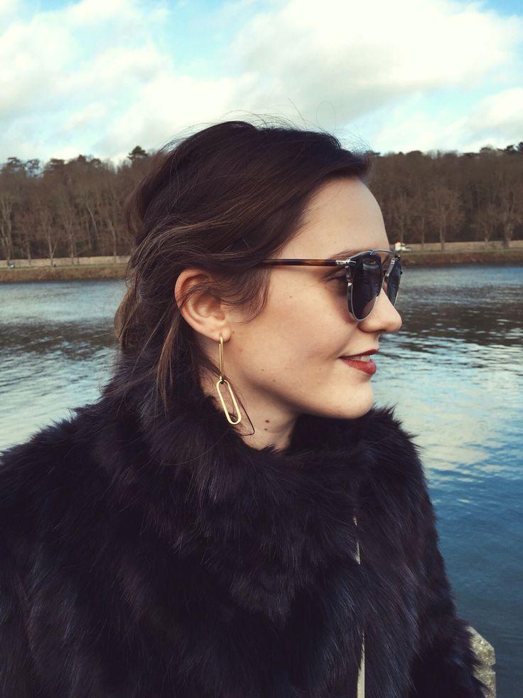#dior #diorsoreal #earring #diormail #fauxfur