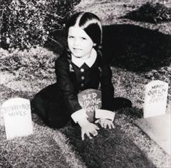 Wednesday Addams in Addams Family in the original tv show Lisa Loring played Wednesday.
