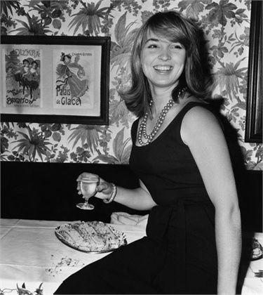 Talitha Getty, 1961