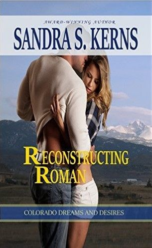 ChatEbooks Book of the Week  Reconstructing Roman by Sandra Kerns Perfect for #booklovers for $3.99  https://www.chatebooks.com/romance-ebooks-online-%7C-chatebooks/reconstructing-roman
