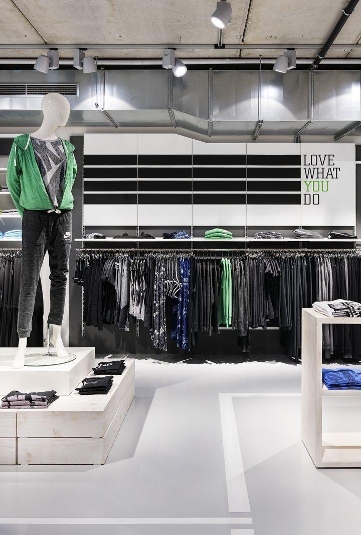Sport Schwab Store By Konrad Knoblauch Ellwangen Germany Retail Design Blog