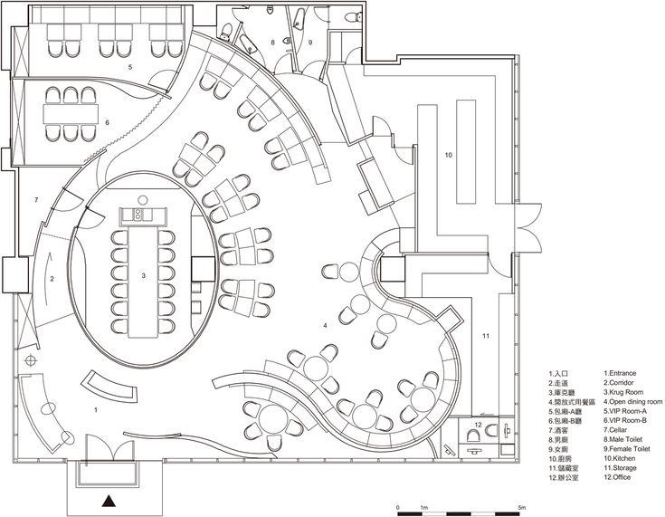 Gallery of dn innovacion visual taste very space for Floor space planner