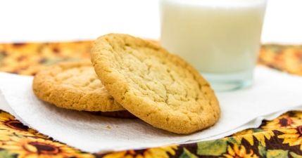 طريقة عمل الكوكيز بدون شوكولاتة - No chocolate cookies recipe