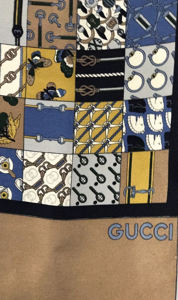 Brand new (without tags)  gorgeous GUCCI women's scarf. Original price $420!   Clothing, Shoes & Accessories, Women's Accessories, Scarves & Wraps   eBay!