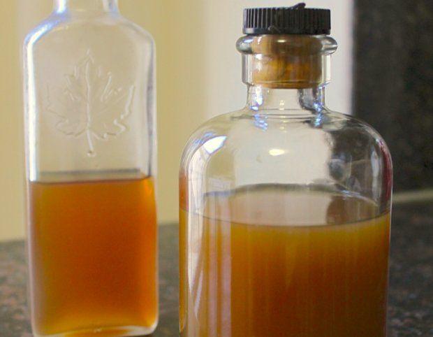 Pumpkin Liqueur, FoodRepublic (brown sugar, cloves, allspice berries, nutmeg, ginger, lemon peel, pumpkin, vodka)