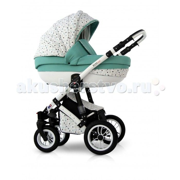 Колска Bello Babies Bebe Eco 2 в 1  Колска Bello Bebies Bebe Eco 2 в 1 дл детей с рождени до 3-х лет - то современна модель дл современных родителей и их малышей.  Bebe Eco 2 в 1 - то практична наружна обшивка с уникальной системой пропитки Waterproof. Даже если вы на прогулке попадете под дождь, ваш малыш останетс в полном комфорте, сухости и безопасности.  Колска продумана до мелочей в плане безопасности и комфортабельности: лита ллька защищает кроху от ударов, а хлопкова обшивка внутри и…