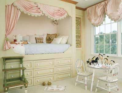 like it, def cute but seems awfully high for a childs bed she could fall and hurt herself
