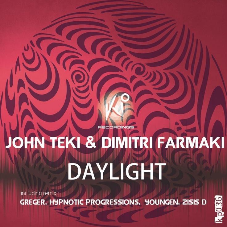 JOHN TEKI & DIMITRI FARMAKI - DAYLIGHT (KP036)