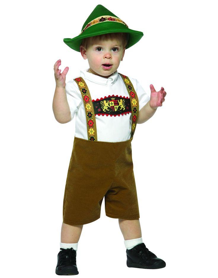 Lederhosen Boy Oktoberfesthaus