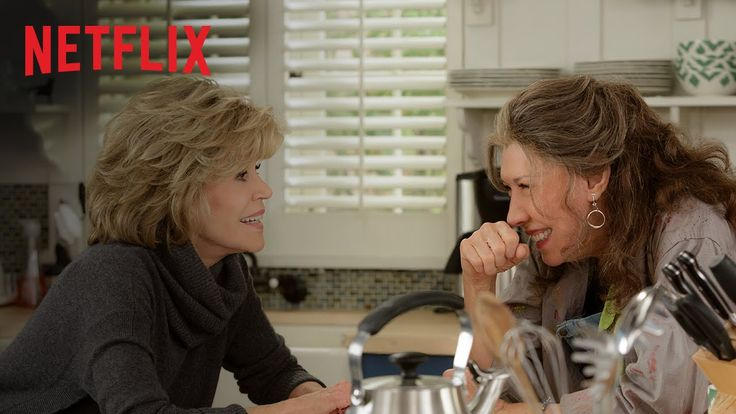 Excited for this!  Stylist bought lots of catROCKS Jewelry for Lily Tomlin's Character!  Several of my pieces are in this trailer! Grace and Frankie - Official Trailer - Netflix [HD]