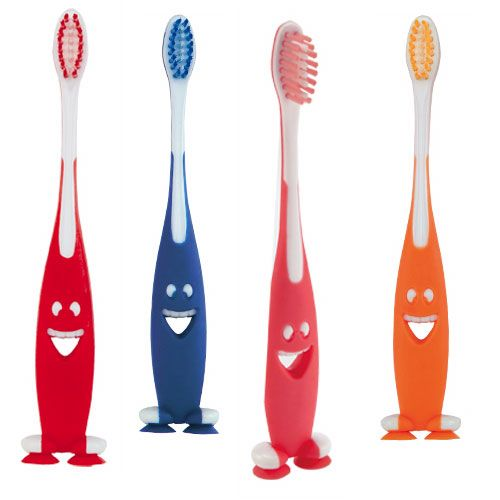Cepillo dientes infantil