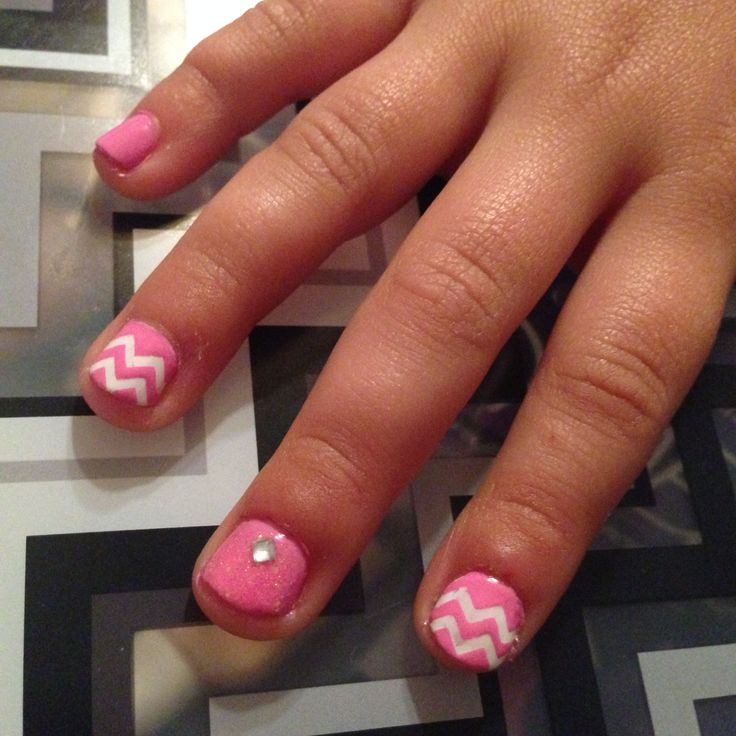 The 89 best Kids nails ideas images on Pinterest | Nail art ideas ...