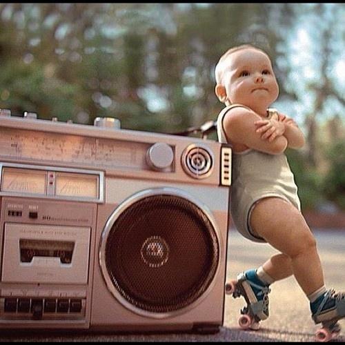 Future Hip Hop dancer