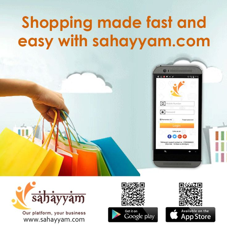 Fast and easy shopping with sahayyam  http://sahayyam.com Our platform, your business.  #SellingOnline #OnlineStore #OnlineSellers  #OnlineShopping #order #Shop #online #Sahayyam  #ShopOnline #eCommerce #DigitalIndia #business  #GooglePlay #AppStore