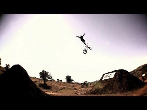 R.I.P  Dane Searls jumps the world's biggest BMX dirt jumps: Giants Of Dirt Part 3