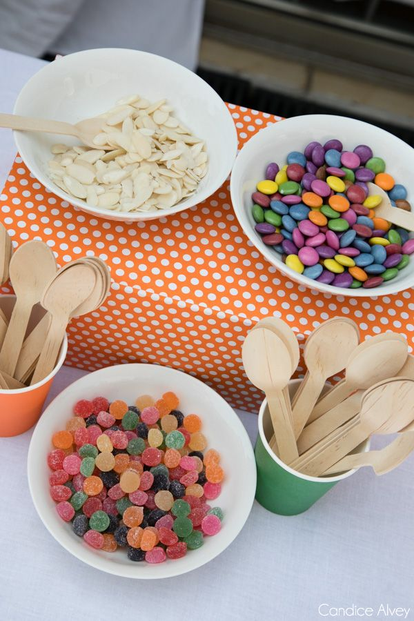 Ice cream toppings #PawPatrol