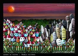 michela bufalini - Pebble city