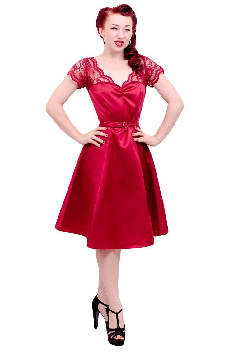 Pretty Dress Clothing - Antoinette Dress (http://www.prettydress.com.au/antoinette-dress/)