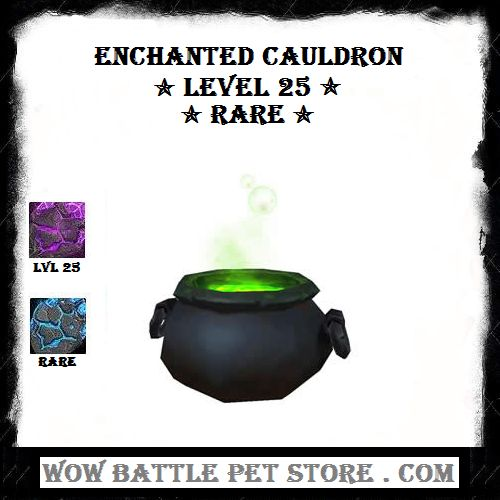 Enchanted Cauldron WoW Pet For Sale   WoW Battle Pets For Sale WoW Items   World of Warcraft Items   WoWBattlePetStore   WoW Loots   WoW battle pets   WoW Pets   Warcraft pets   battle pets   world of Warcraft pets   world of Warcraft battle pets   World of Warcraft Companion   Best Magic WoW Pets  