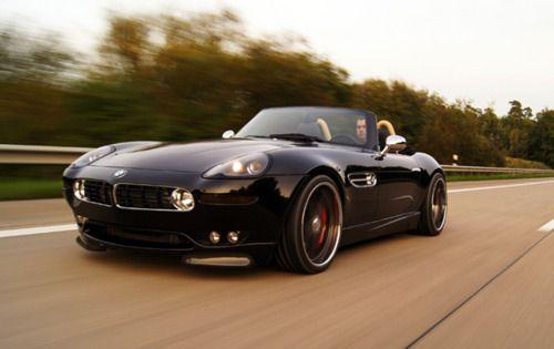 Z8 BMW - Beautiful Machine - Bond, James Bond!