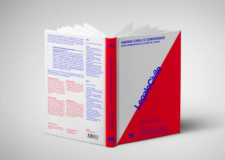 Collana Legale / Maggioli Editore on Behance