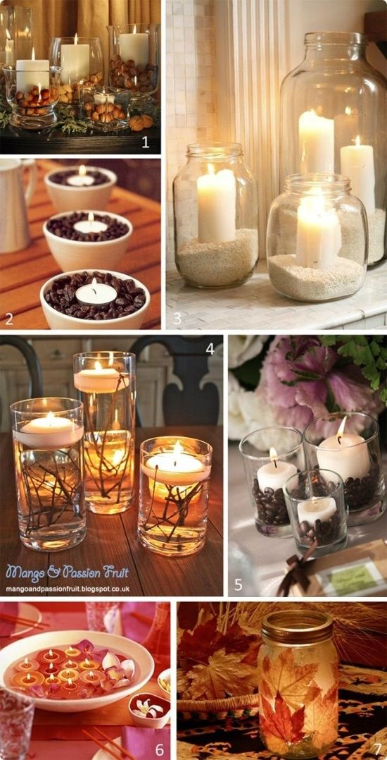 Candle projects. I think I have all of these seperate, now they are all in one p | How Do It