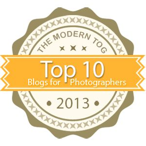 Top 10 Must-Read Blogs for Pro Photographers in 2013! (via The Modern Tog)