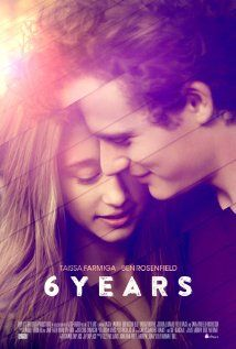 6 Years (2015) Poster