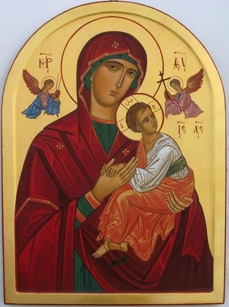 Galleria 3 - maestro iconografo, artista icone sacre, santa icona, madonna - gargano