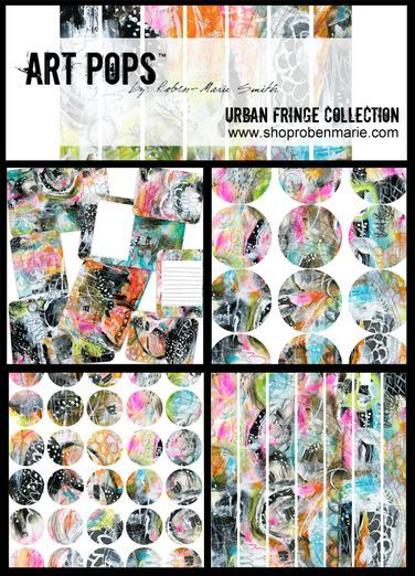 Ready to Grunge up Your Art, Without the Mess?